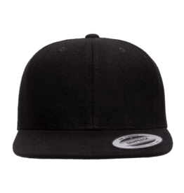 Flexfit Flexfit 6689 Melton Wool Snapback - 2 Colors