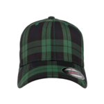 Flexfit Flexfit 6197 Tartan Cap - 2 Colors