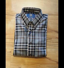 Viyella Viyella 555416 Long Sleeve Sportshirt - Black