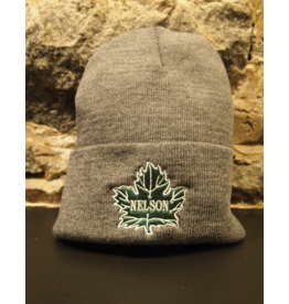 Nelson Leafs Cuff Toque - 2 Colors