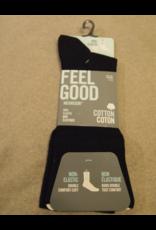 McGregor McGregor Non-Elastic Feel Good Sock Black