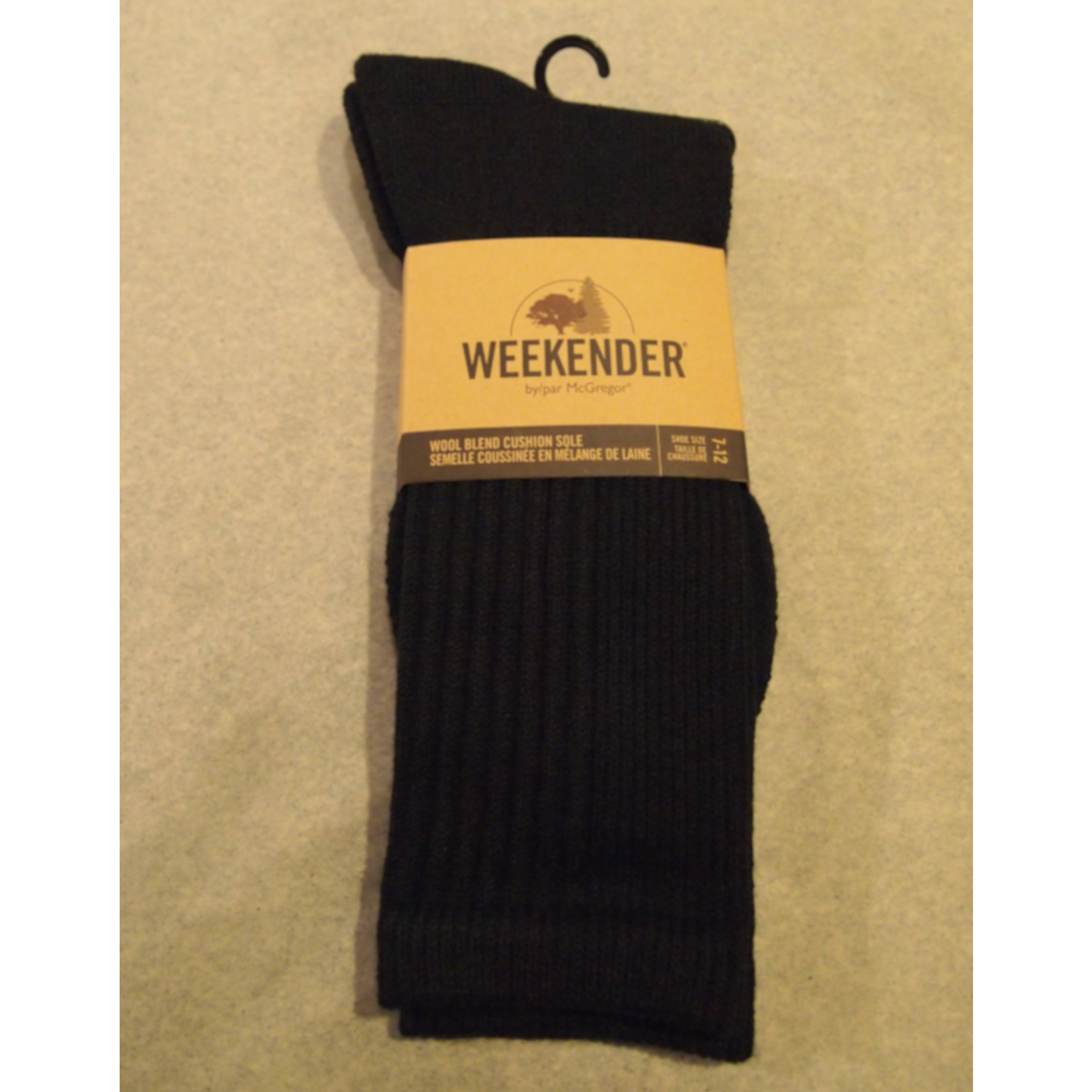 McGregor McGregor Weekender Wool Blend Black