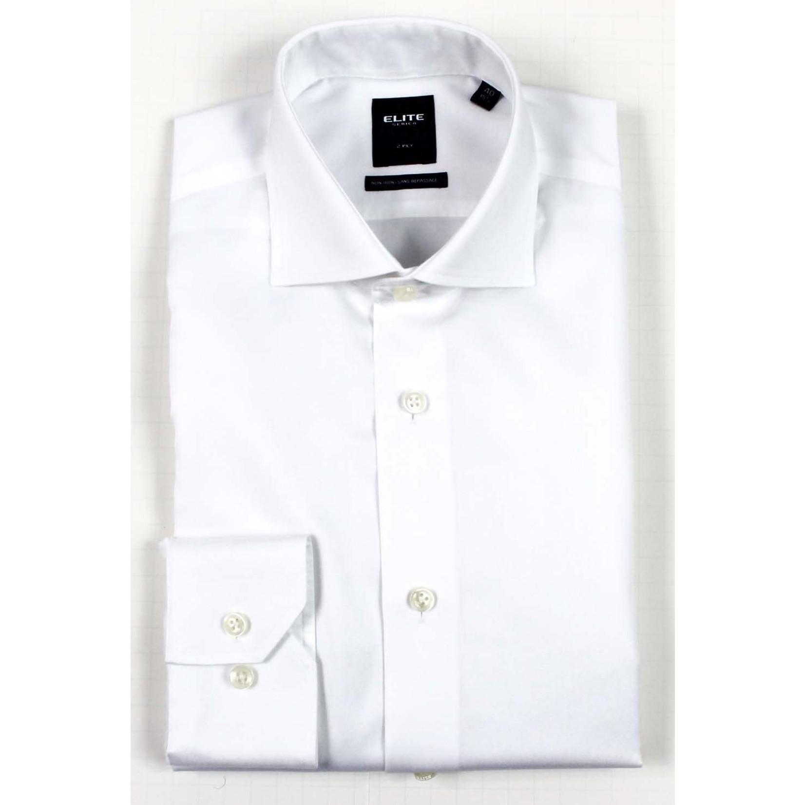 Elite Elite E-106 2-Ply Cotton Dress Shirt - 2 Colors