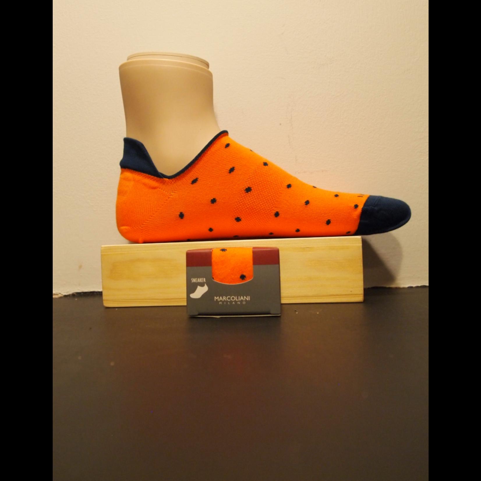 Marcoliani Marcoliani MAR3312K Invisible Touch Sneaker Socks