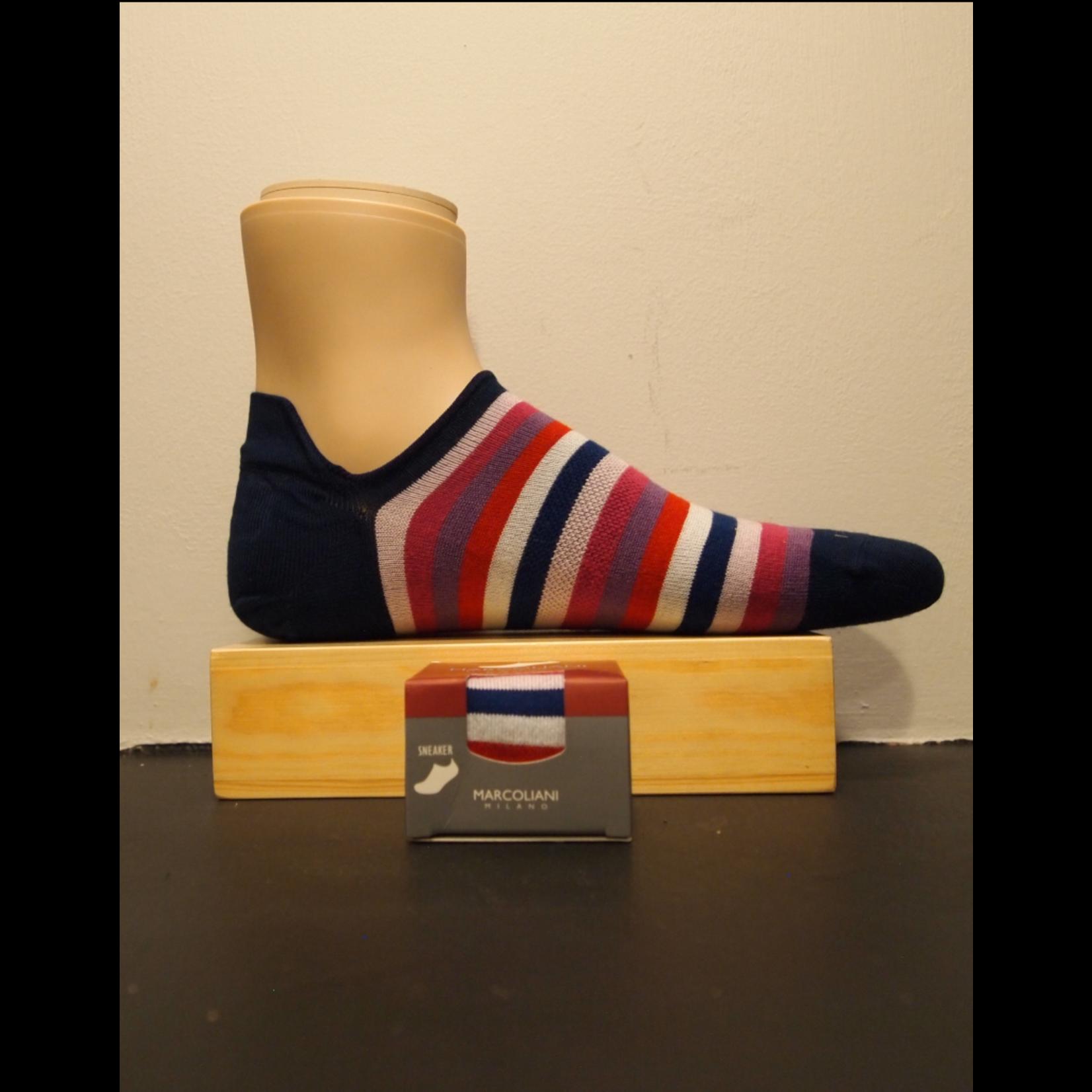 Marcoliani Marcoliani MAR4015K Invisible Touch Sneaker Socks