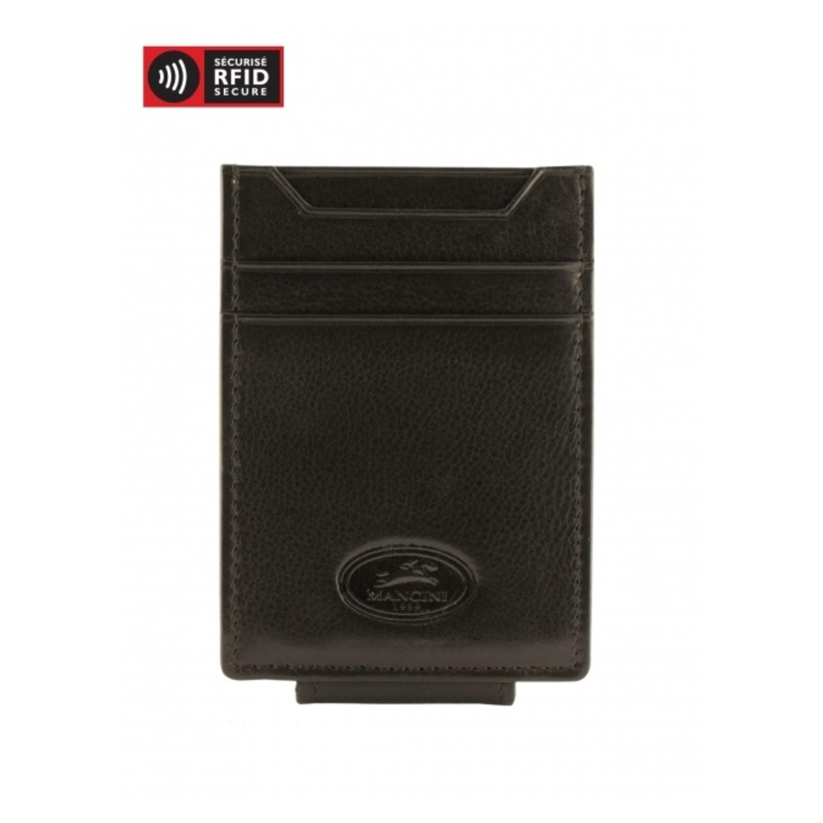 Mancini Mancini 2010137 RFID Bilclip & Credit case