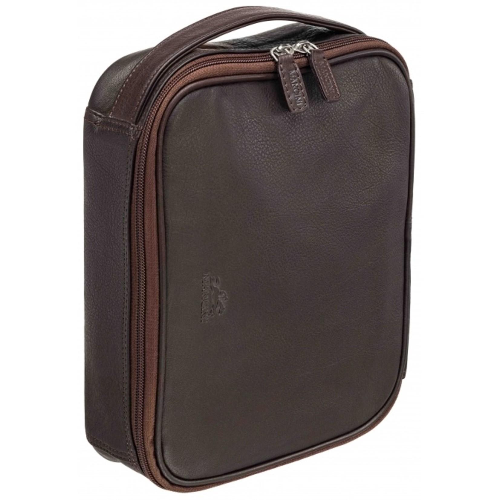 Mancini Mancini 98898 Zippered Toiletry Bag