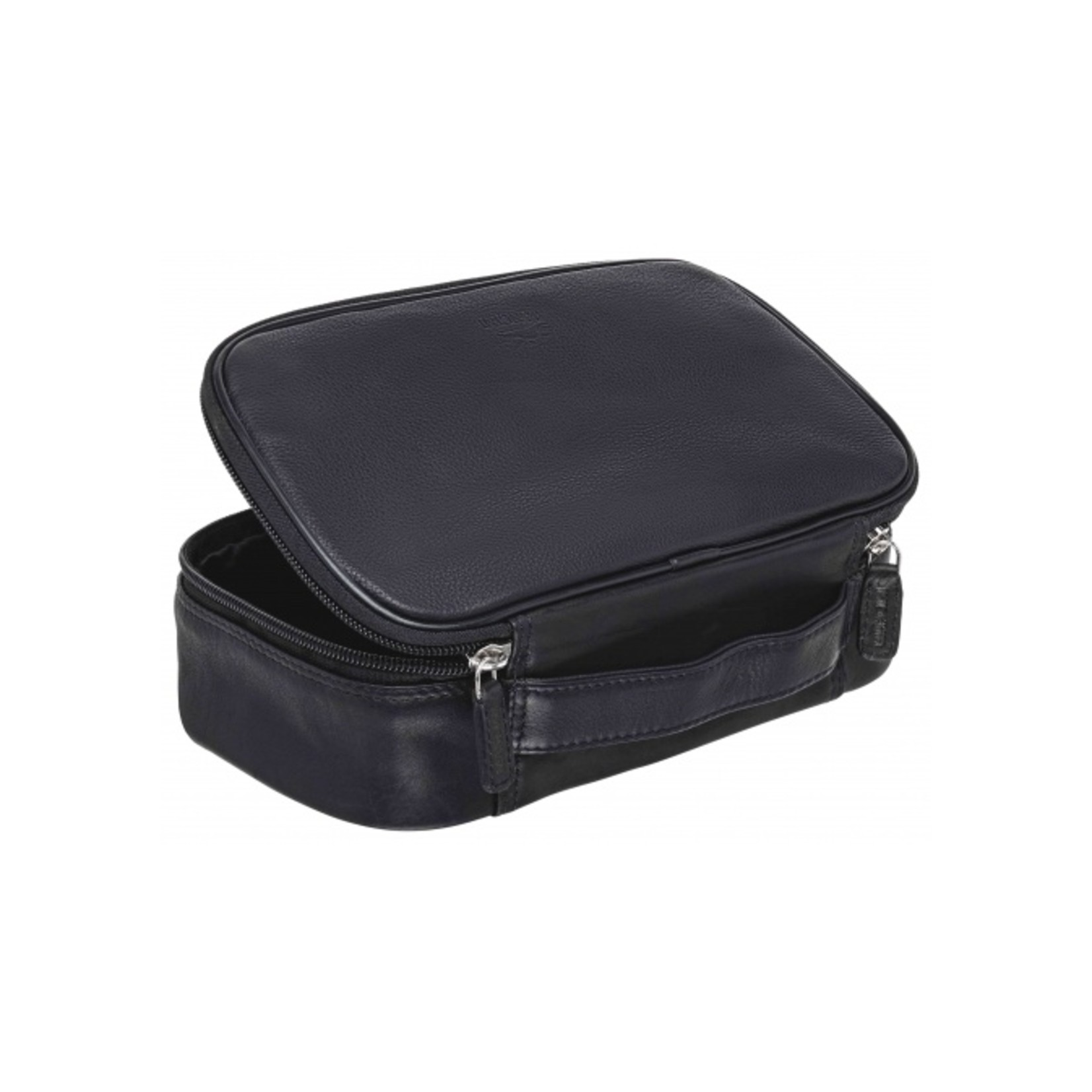 Mancini Mancini 98897 Medium Zippered Toiletry Bag