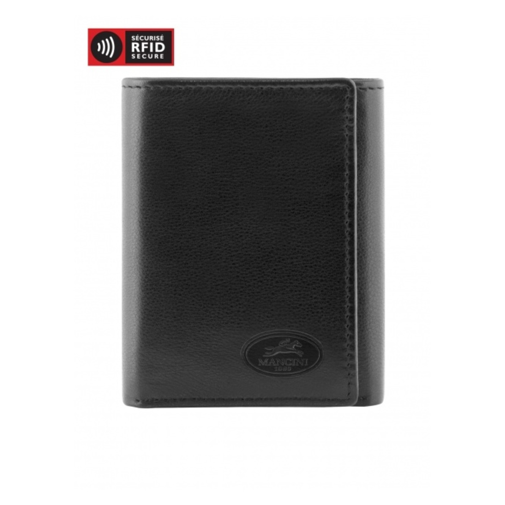 Mancini Mancini 2010103 Tri-fold Wallet