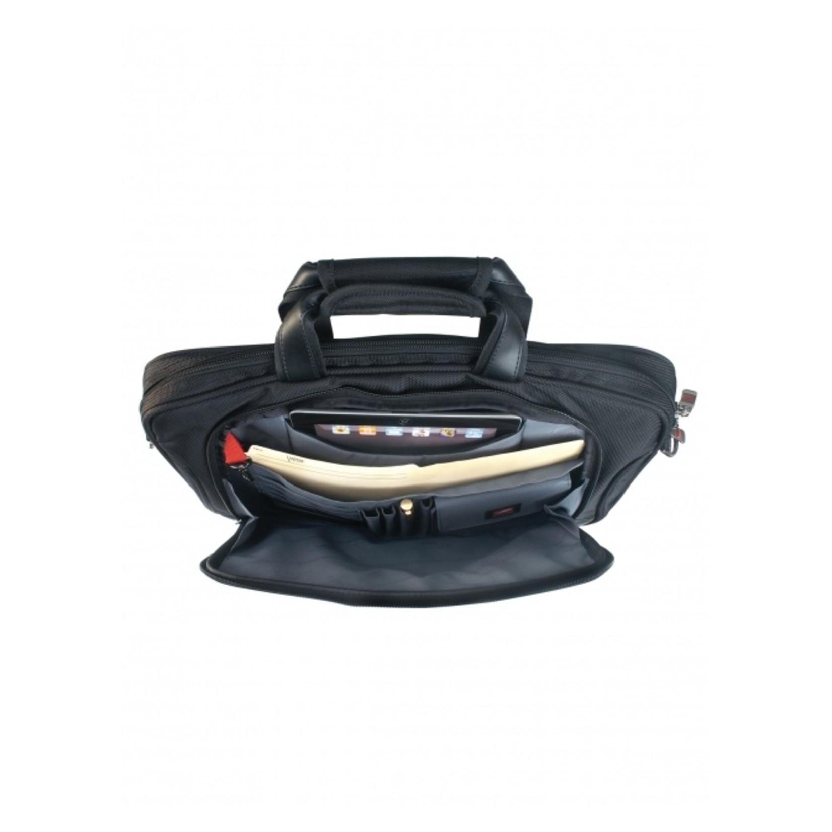 Mancini Mancini 91854 Slim Briefcase