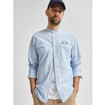 Selected Homme Selected Texas Band Collar Shirt