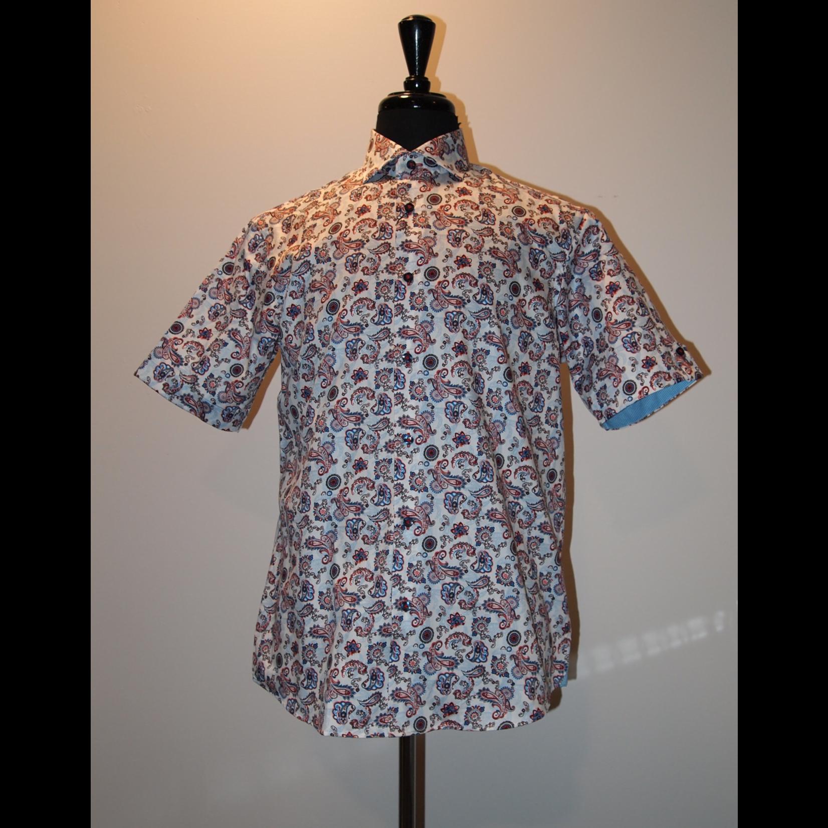 Polifroni BLU B2147503 Short-Sleeve Sportshirt
