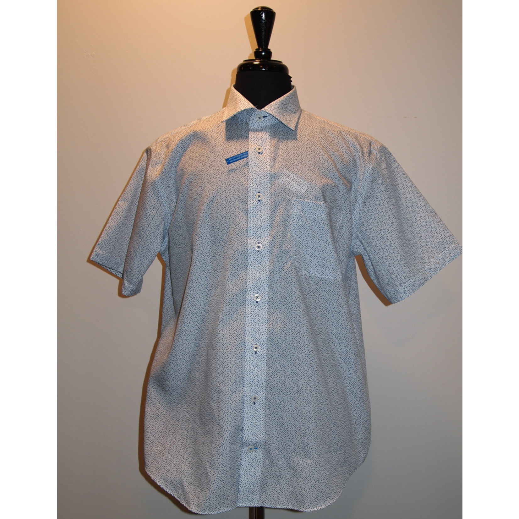 Leo Chevalier Leo Chevalier 524358 Short Sleeve Shirt