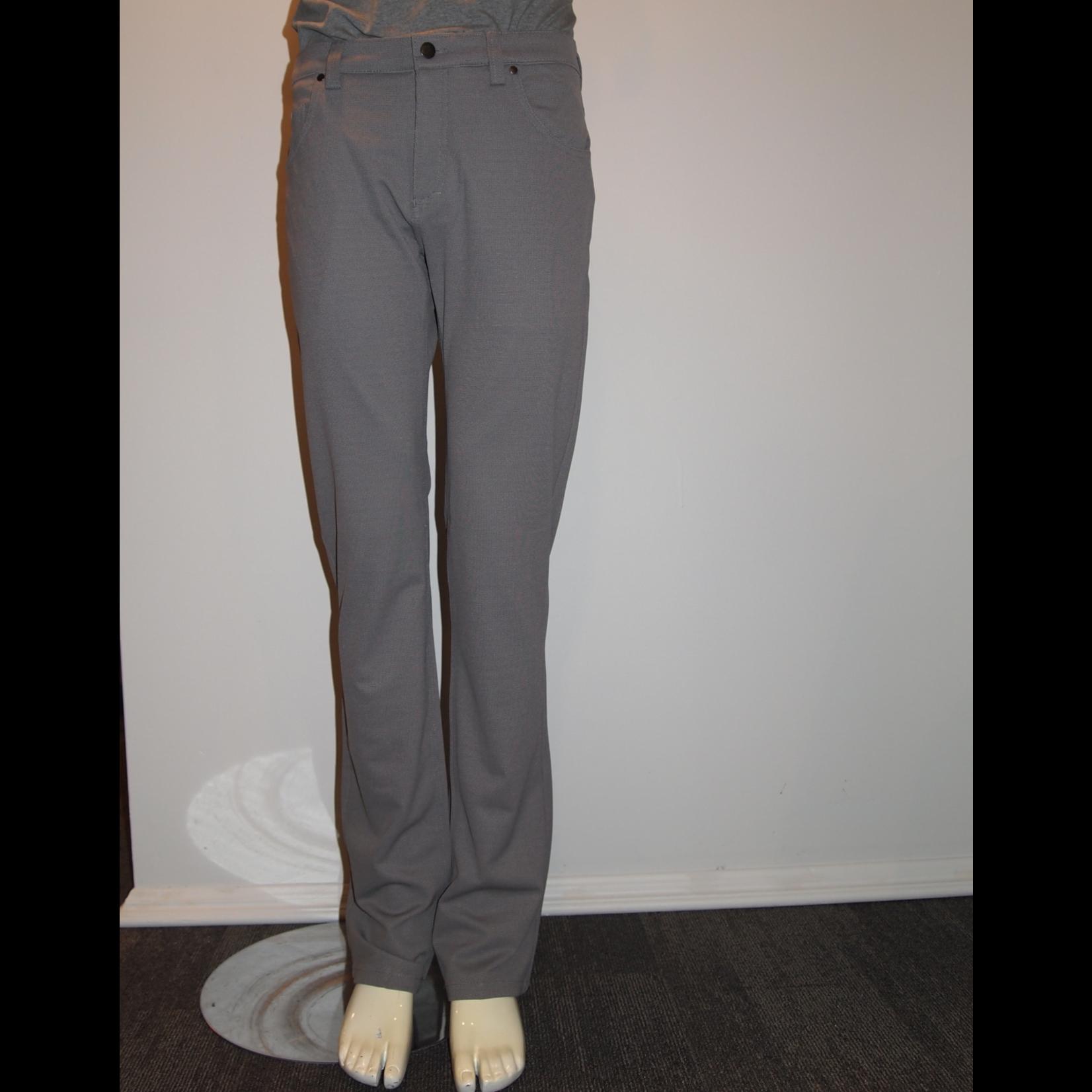 Bertini M1601M097 Pin Dot Knit 5-Pocket Pant