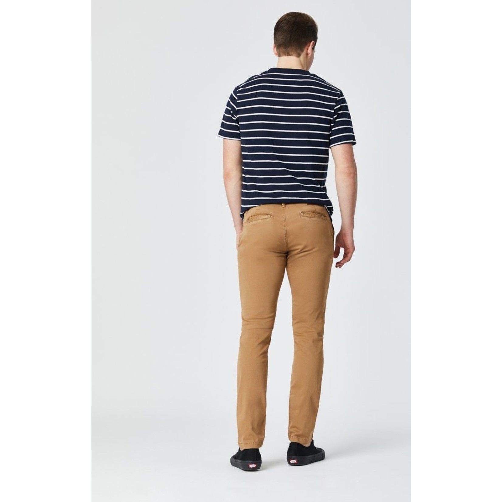 Mavi Mavi 0074330397 Johnny Brown Twill Chino
