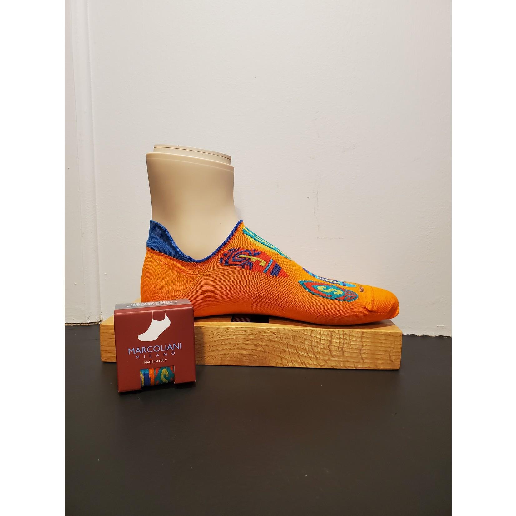 Marcoliani Marcoliani MAR4469K Invisible Touch Sneaker Socks