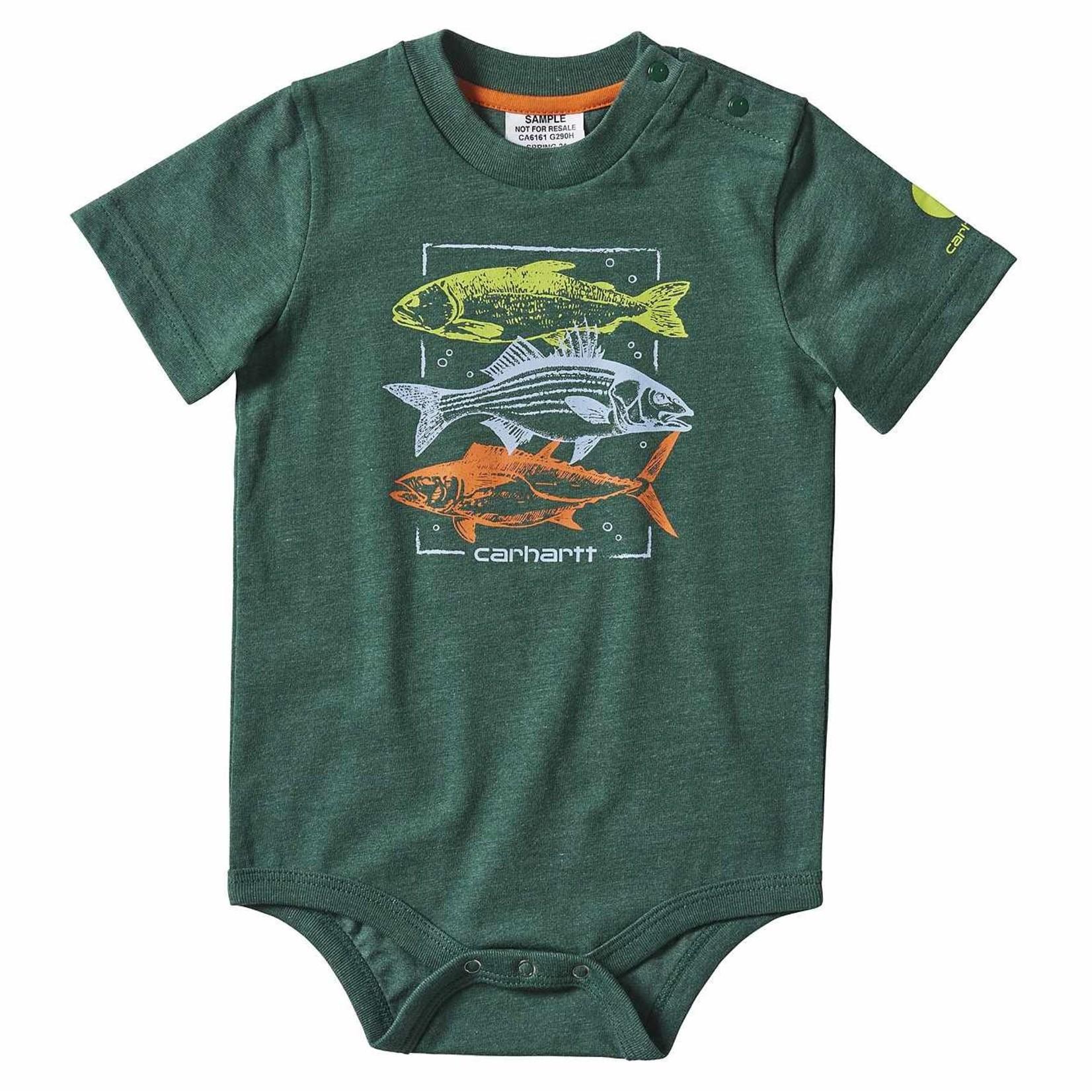 Carhartt Carhartt Kids CA6161 Fish Body Shirt