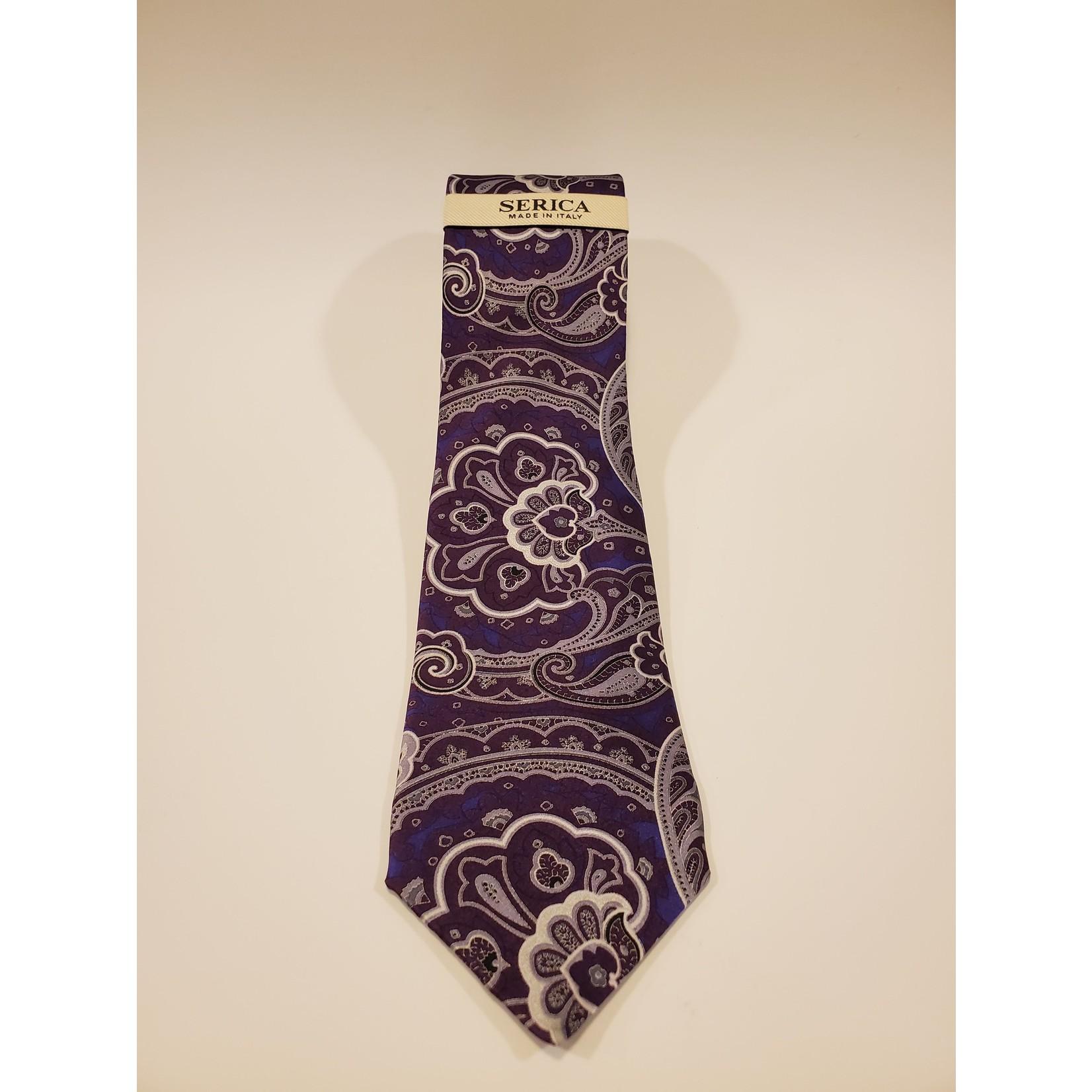 Serica 213213 Printed Oversized Pattern Tie