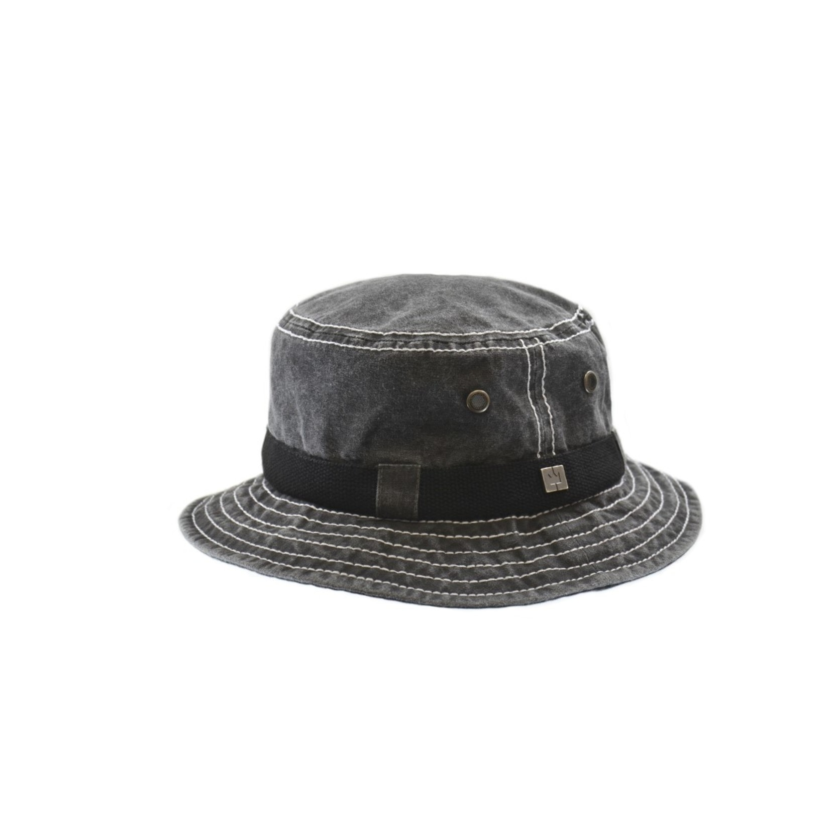 Crowncap 5-10135 Washed Pigment Dyed Bucket Hat