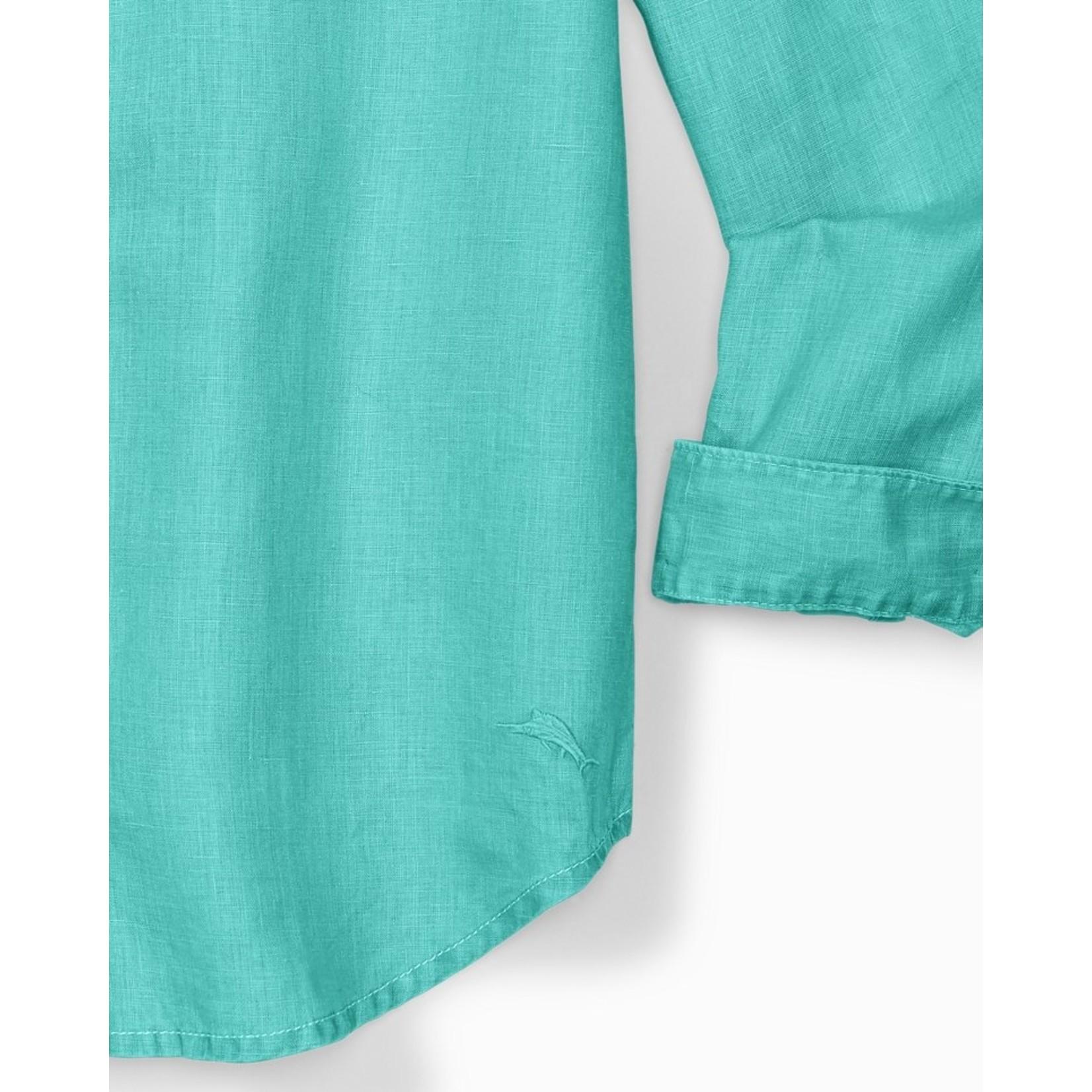 Tommy Bahama Tommy Bahama TR310622 Long Sleeve Sea Glass Breezer