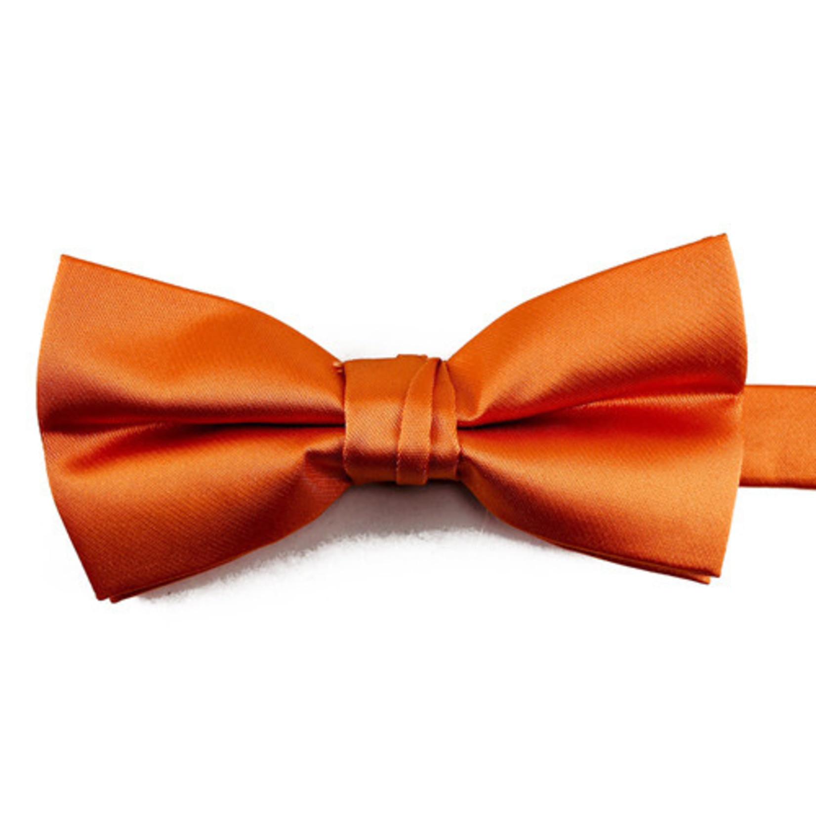 Knotz M100BT-10 Solid Orange Bowtie