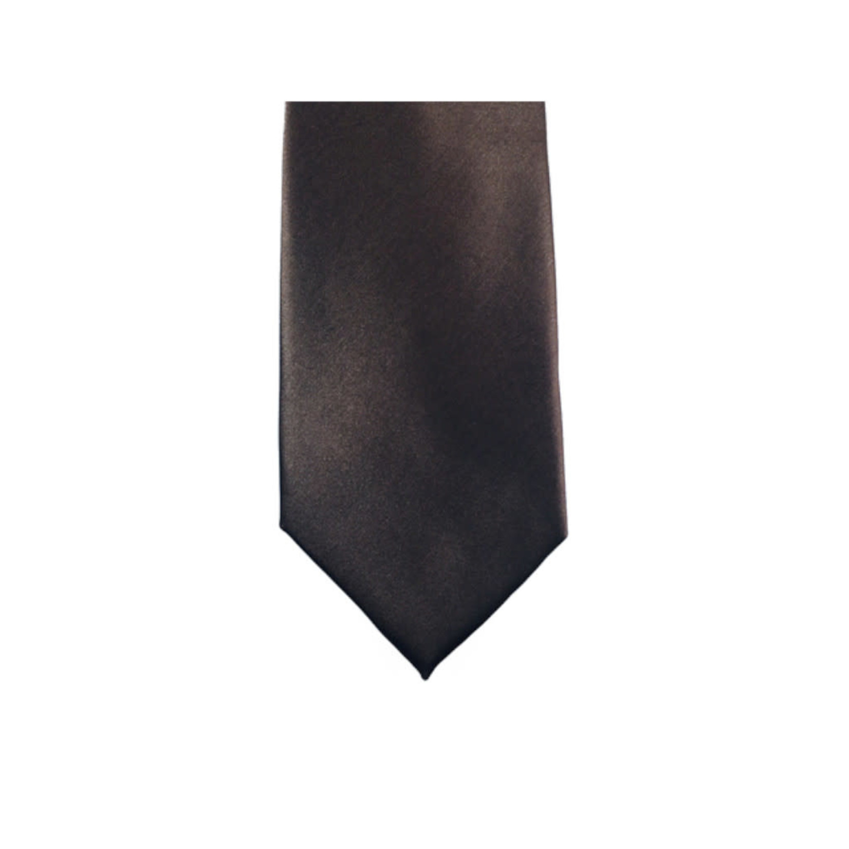 Knotz M100-21 Solid Brown Tie