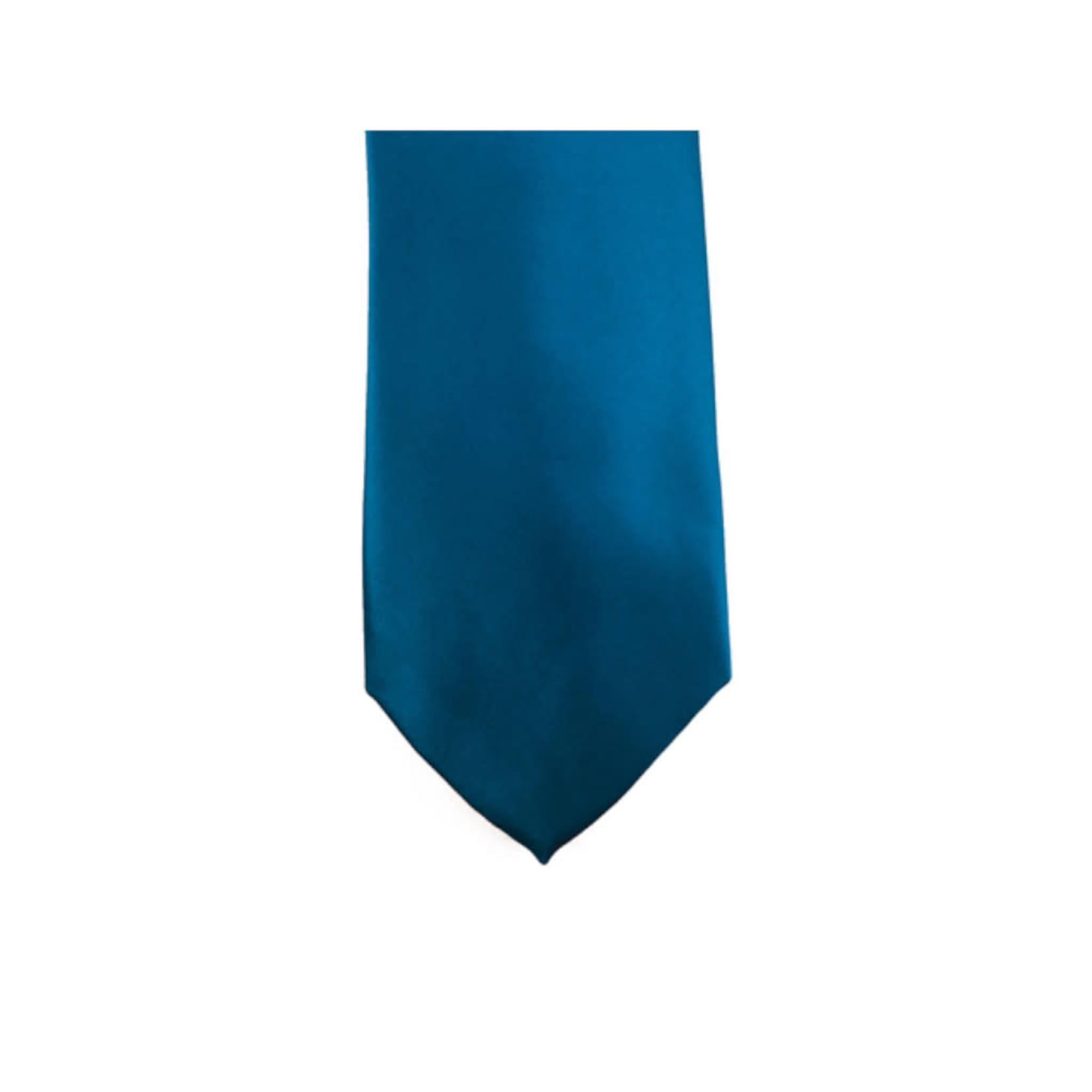 Knotz M100-22 Solid Teal Tie