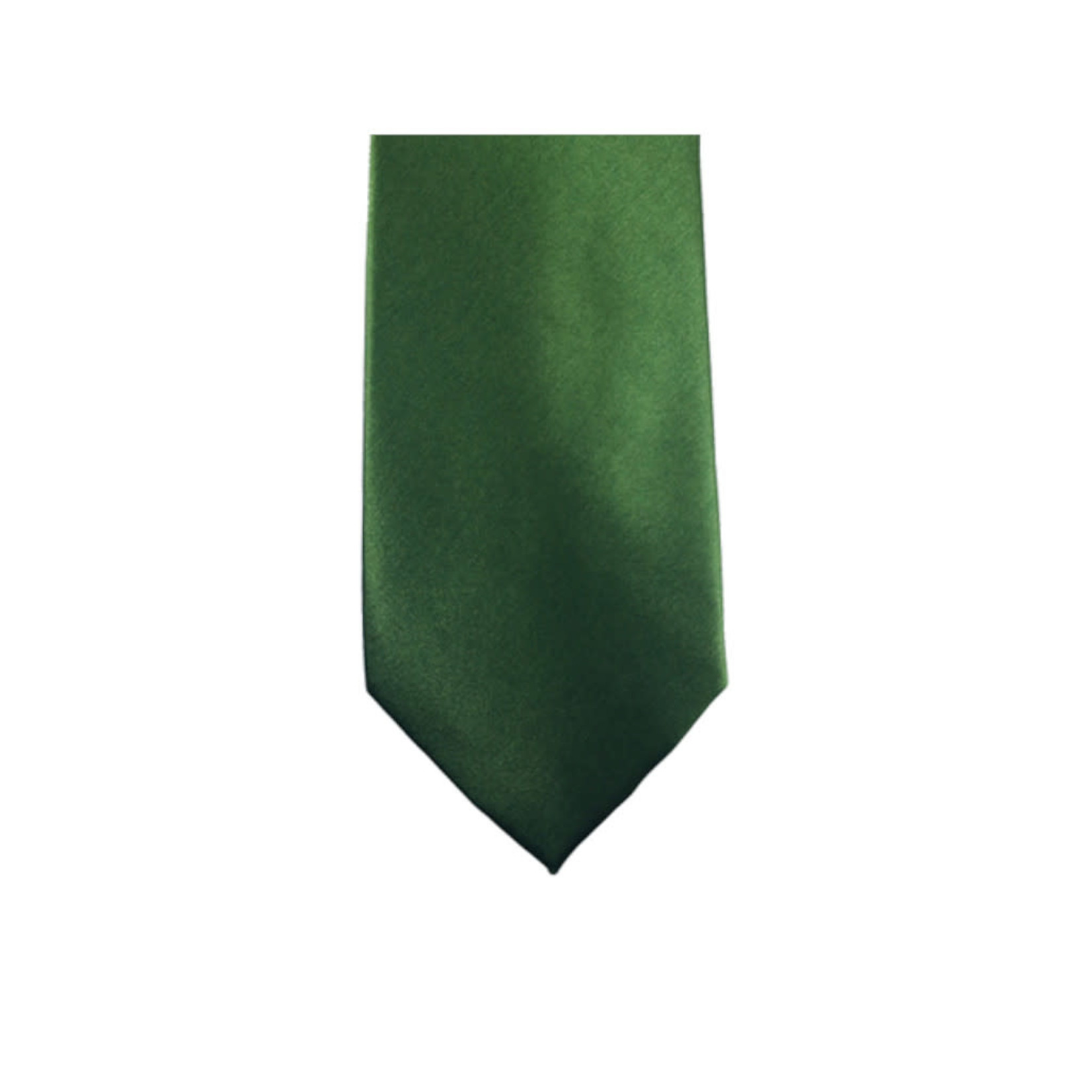Knotz M100-25 Solid Green Tie