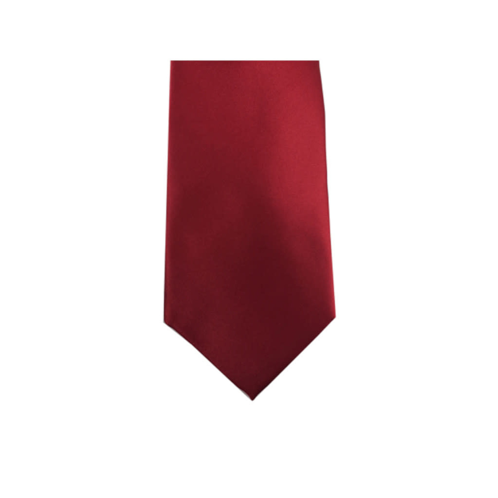 Knotz M100-31 Solid Red Tie