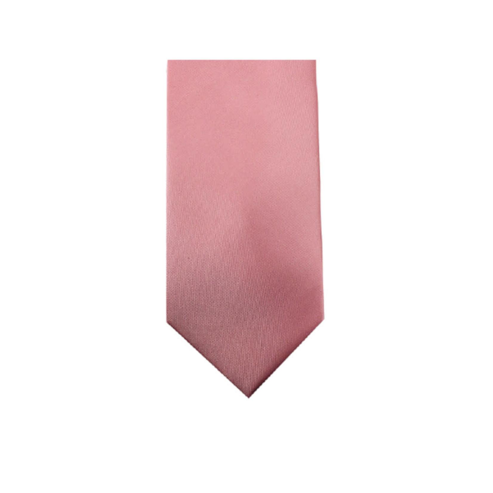 Knotz M100-54 Solid Antique Rose Tie