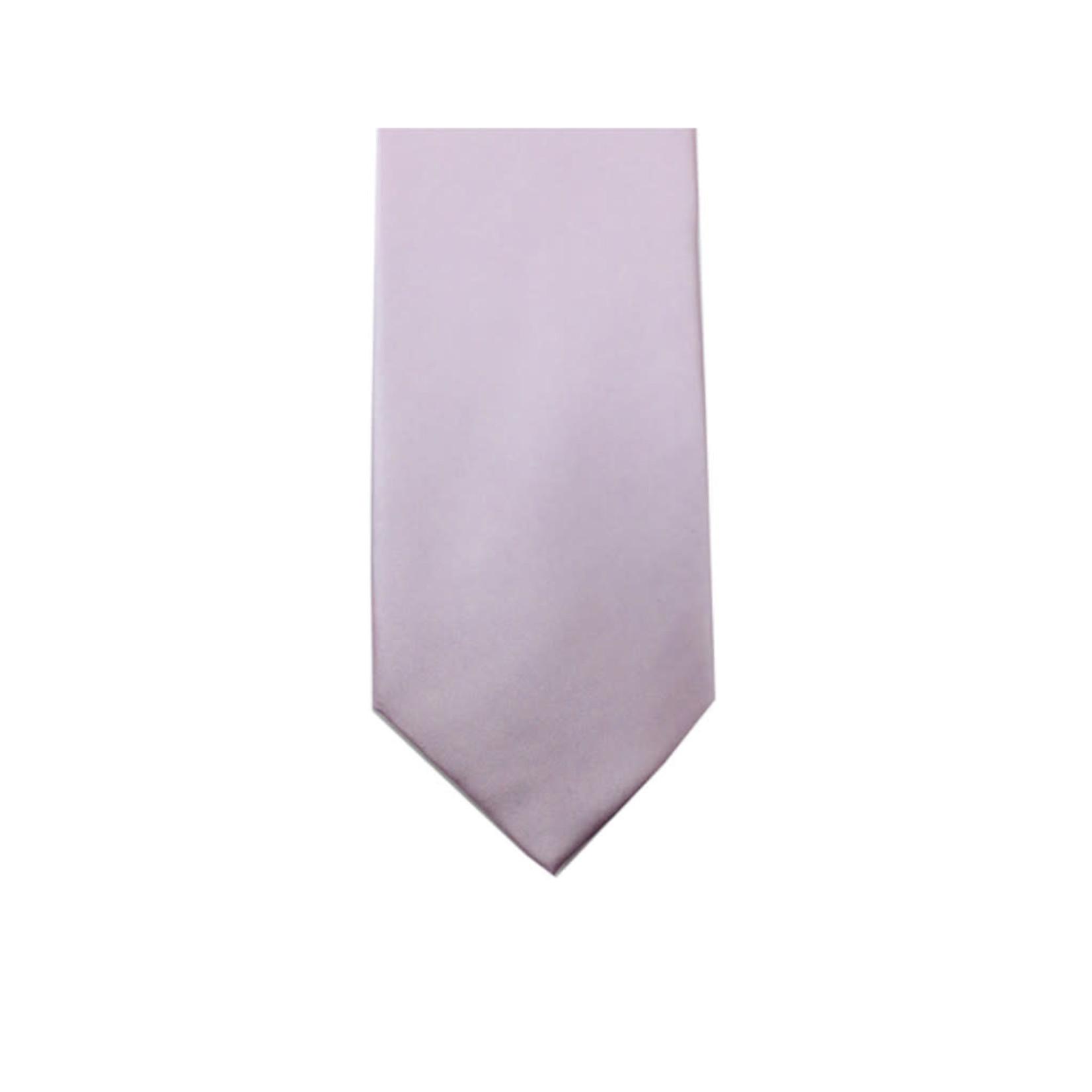 Knotz M100-55 Solid Blush Pink Tie
