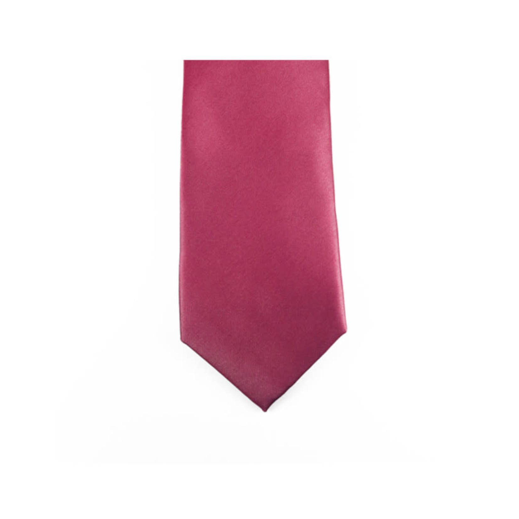 Knotz M100-59 Solid Dark Rose Tie
