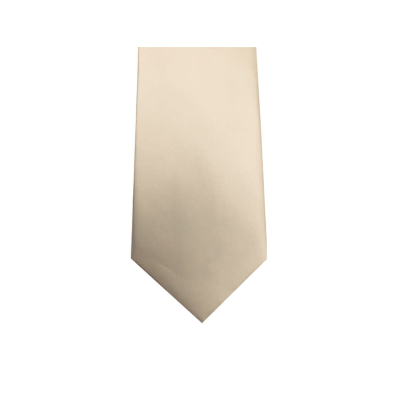 Knotz M100-60 Solid Ivory Tie