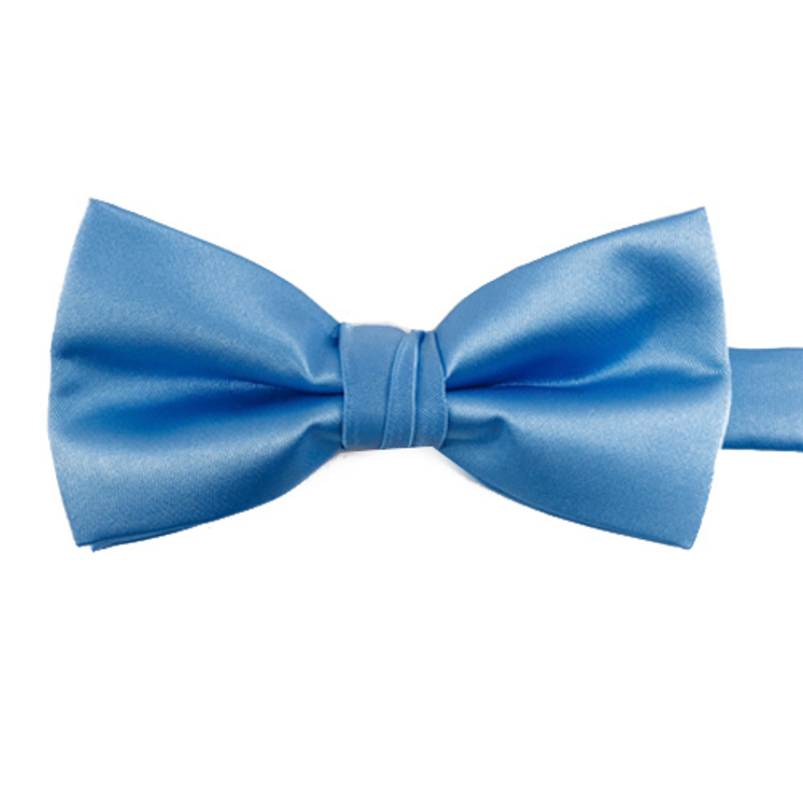 Knotz M100BT-12 Solid Blue Bowtie