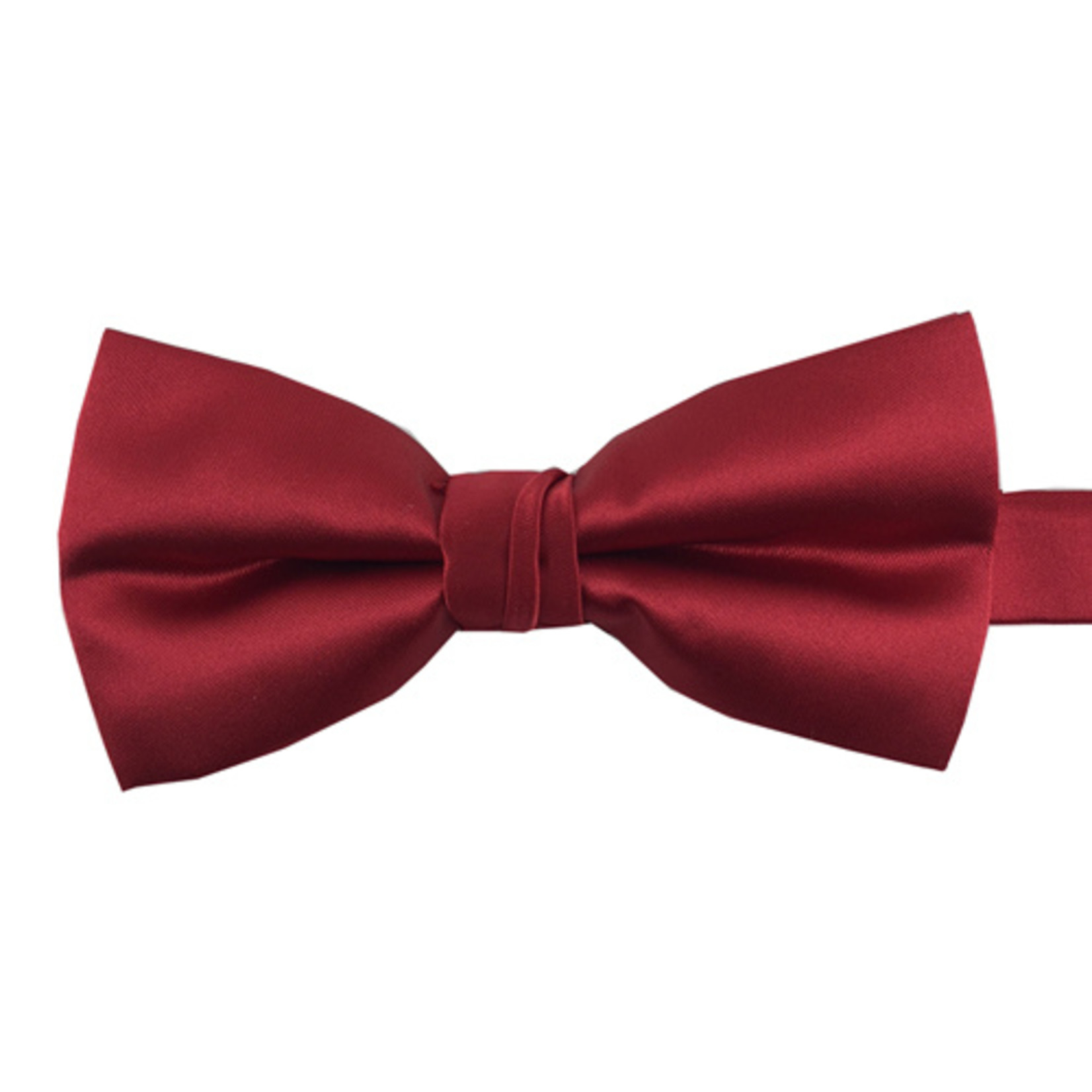 Knotz M100BT-31 Solid Red Bowtie