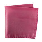 Knotz Solid Dark Rose Pocket Square