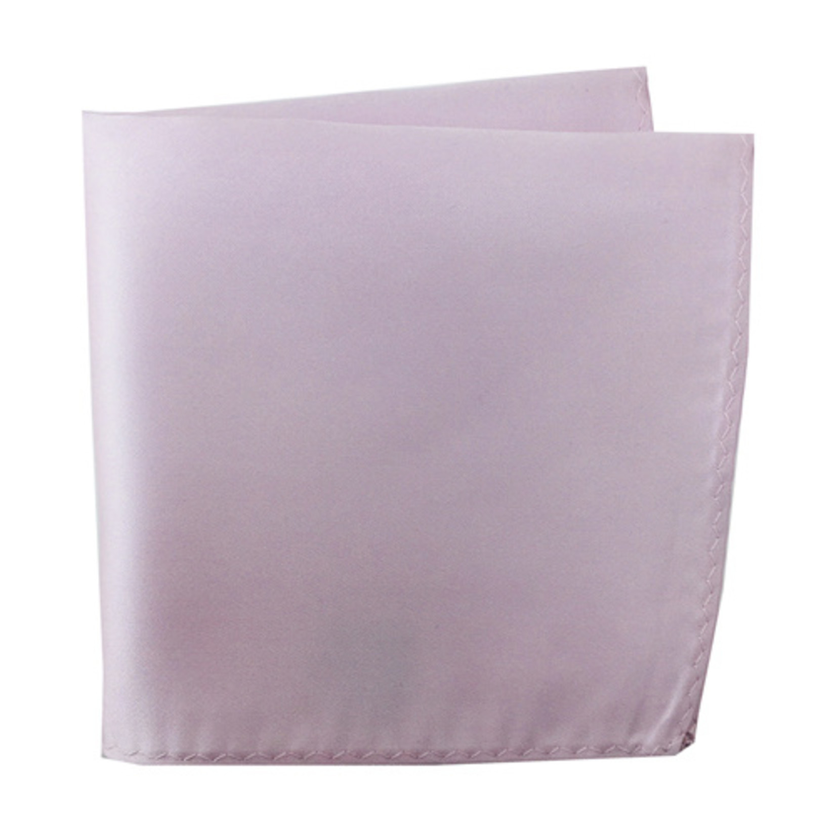 Knotz M100PSQ-55 Solid Blush Pink Pocket Square