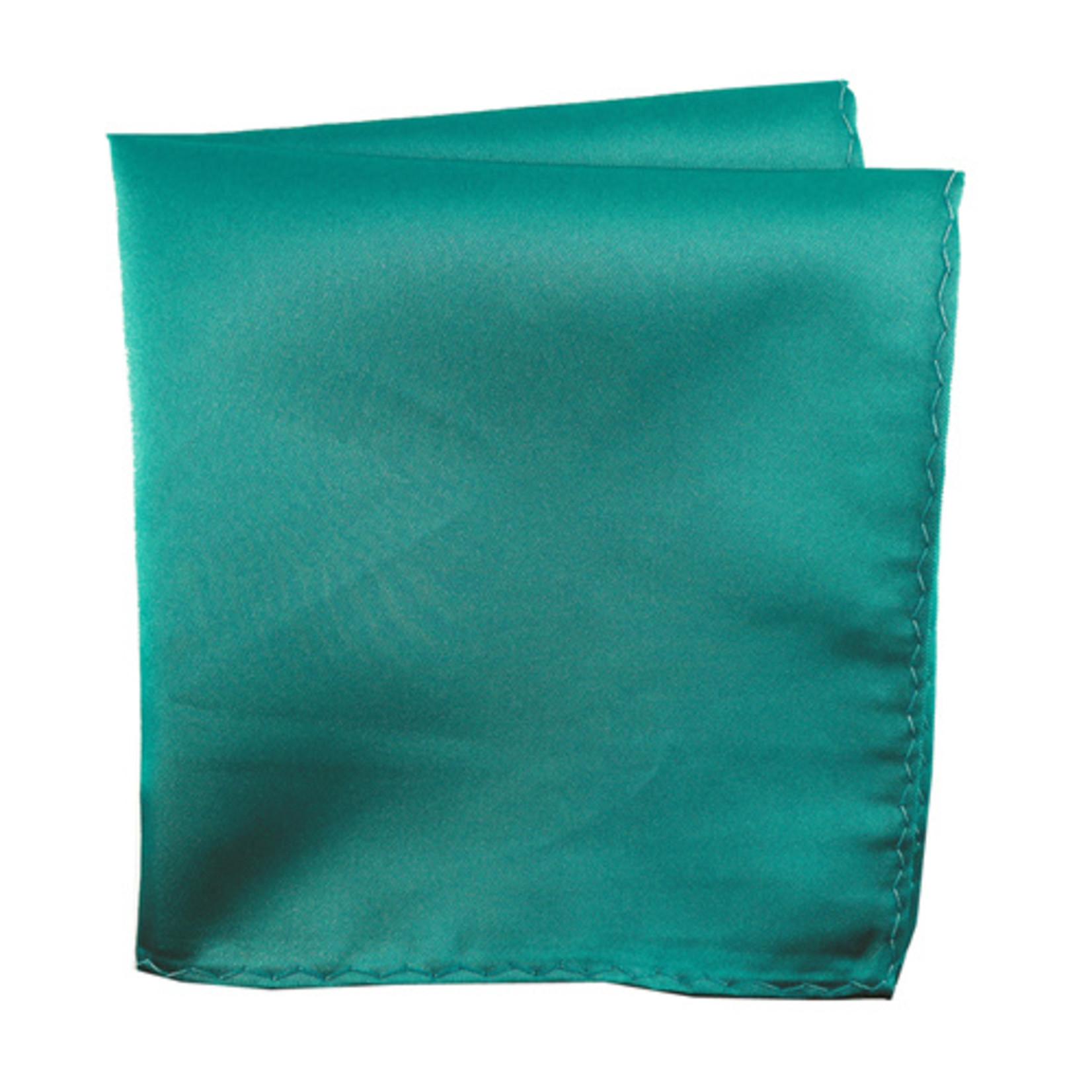Knotz M100PSQ-36 Solid Mint Pocket Square