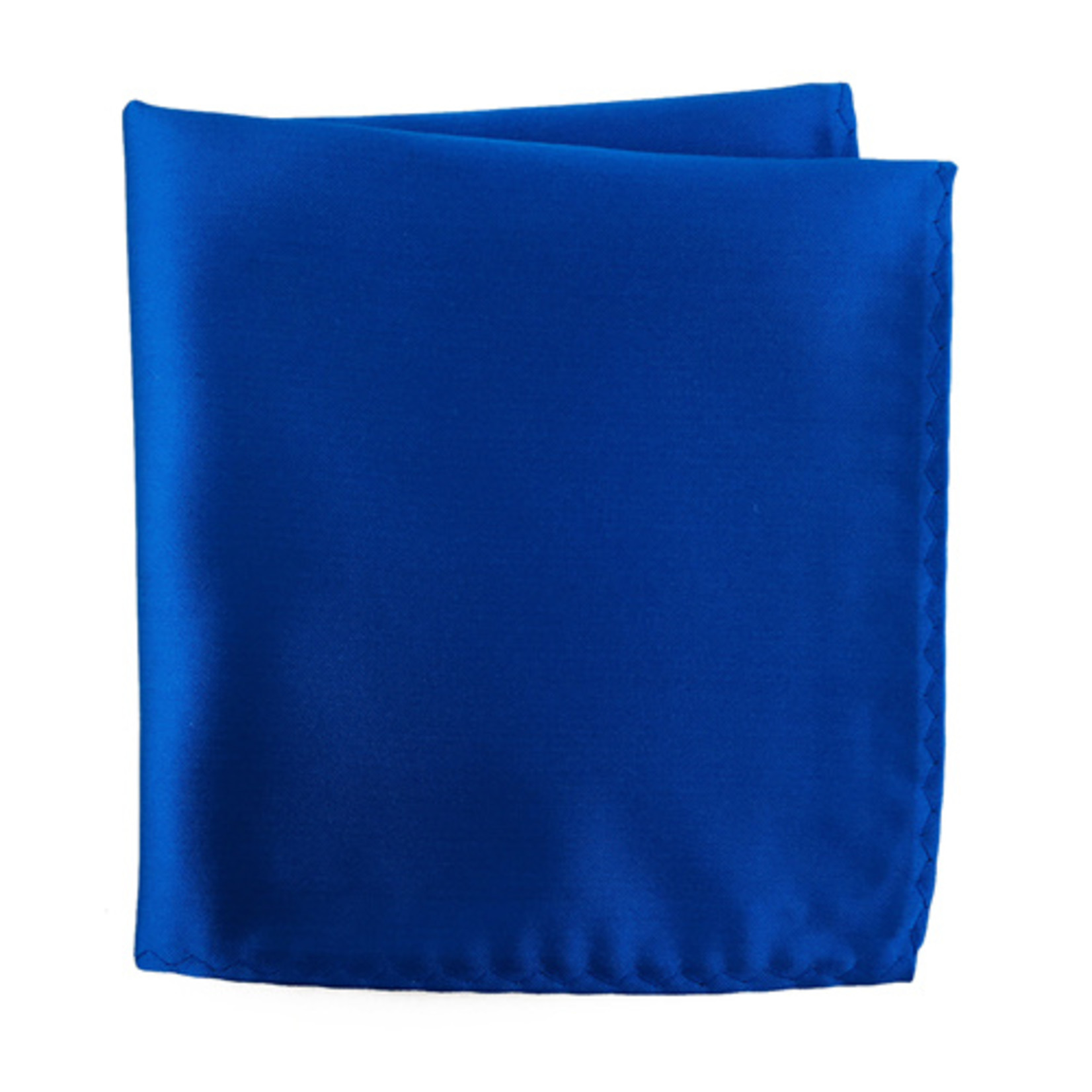 Knotz M100PSQ-30 Solid Royal Pocket Square