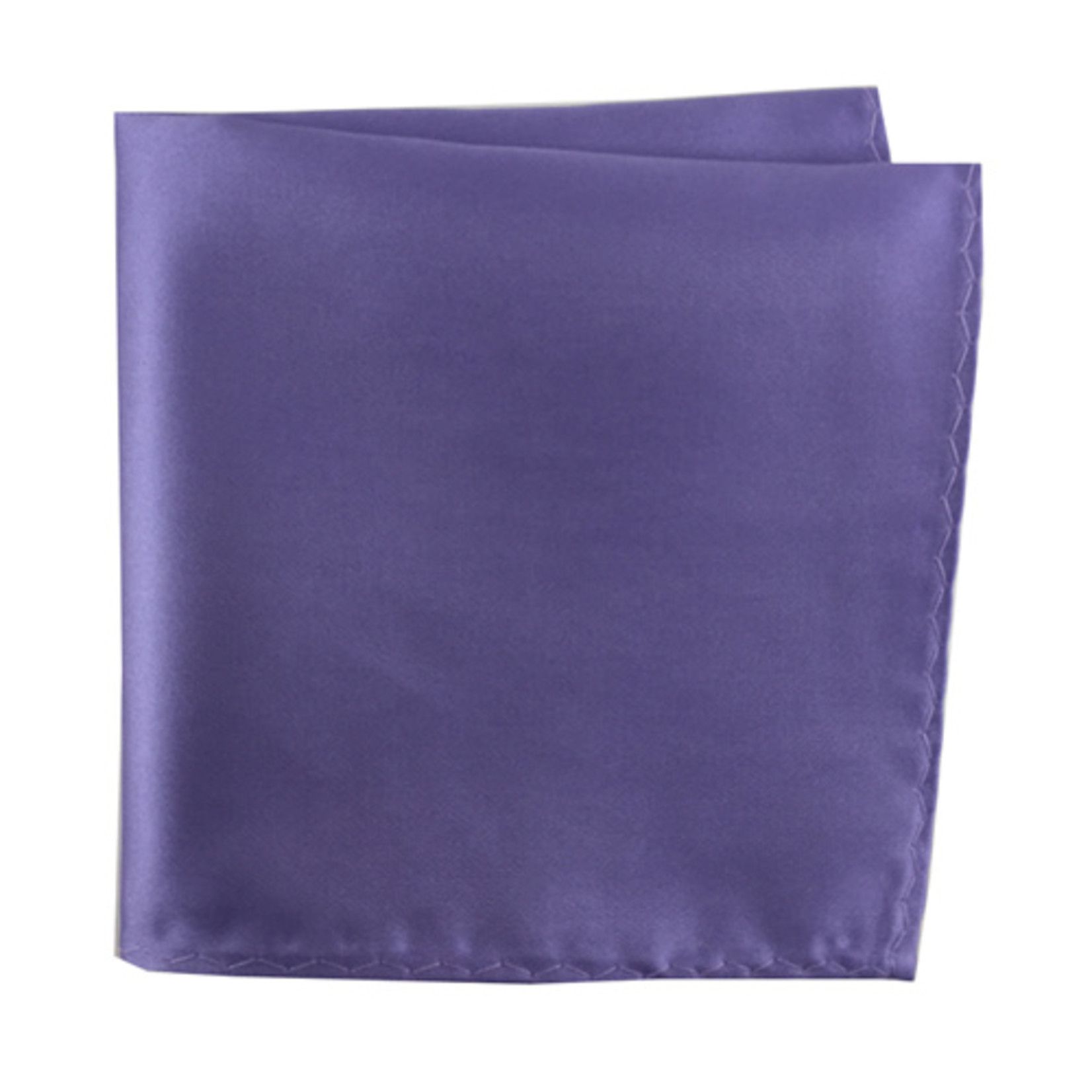 Knotz M100PSQ-13 Solid Lilac Pocket Square