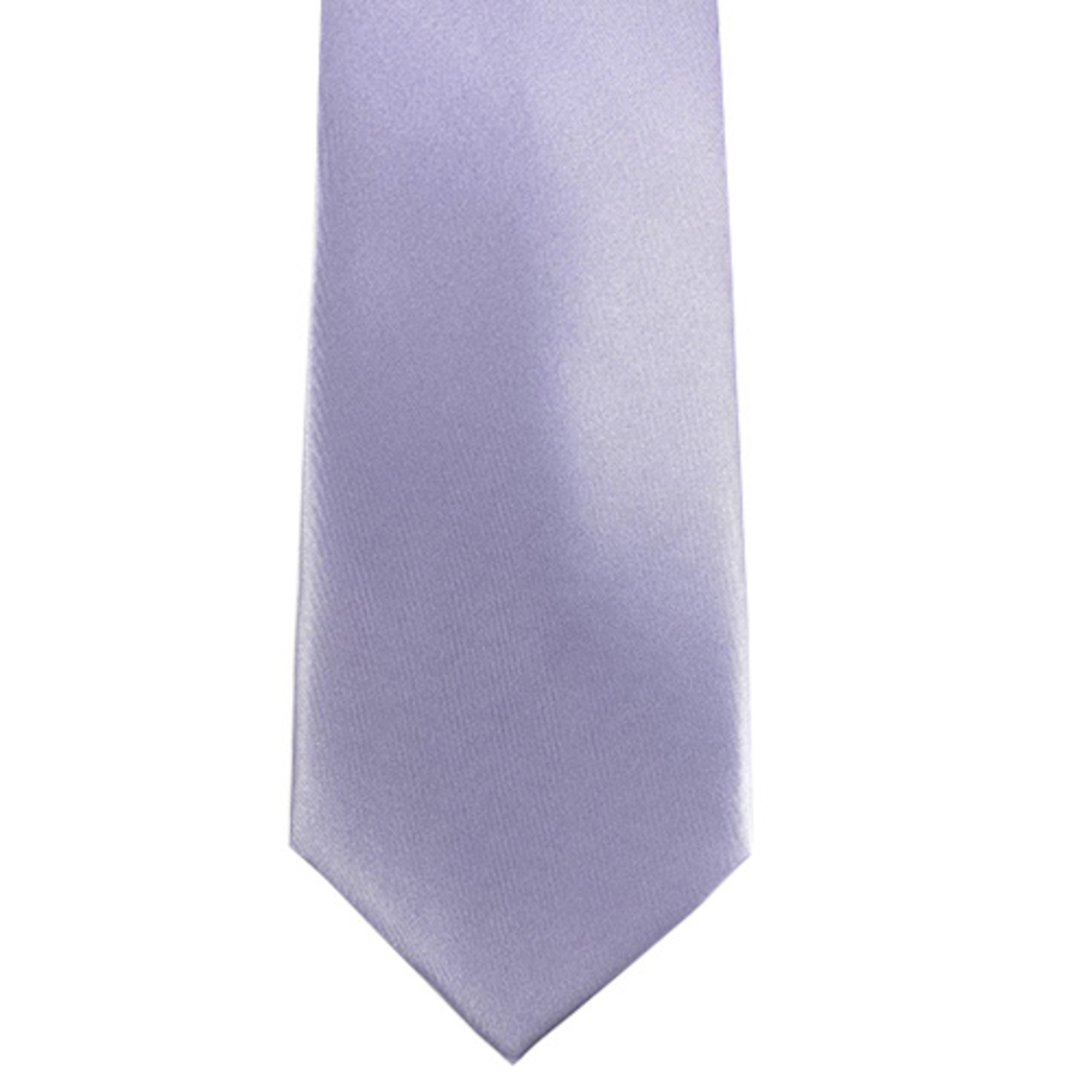 Knotz M100-48 Solid Light Lilac Tie