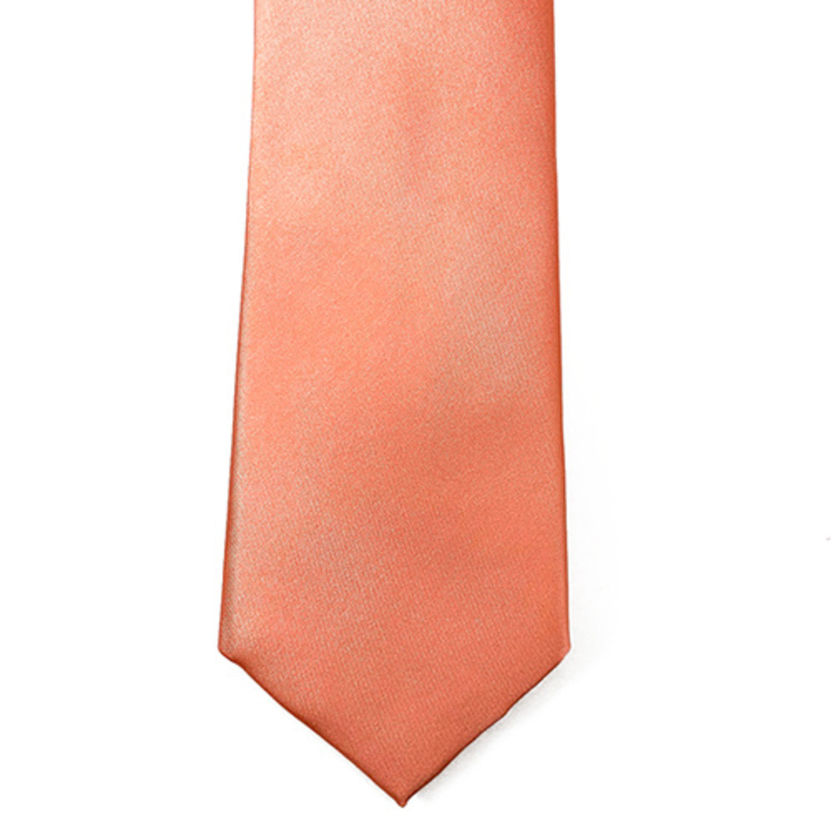 Knotz M100-63 Solid Light Coral Tie