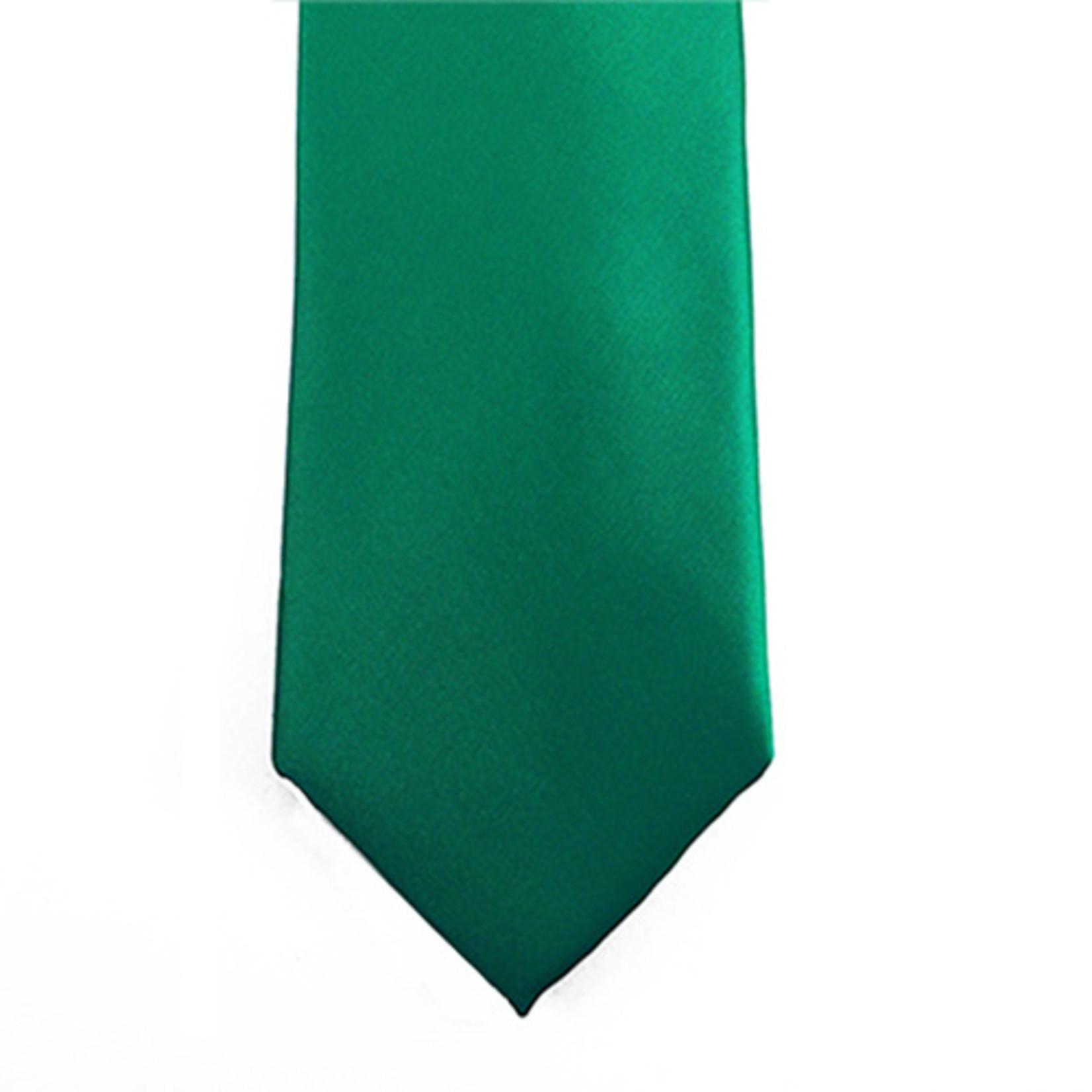 Knotz M100-62 Solid Emerald Tie