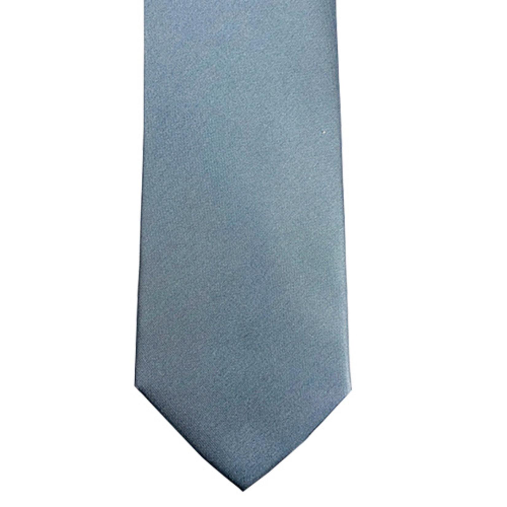 Knotz M100-46 Solid Gray Tie