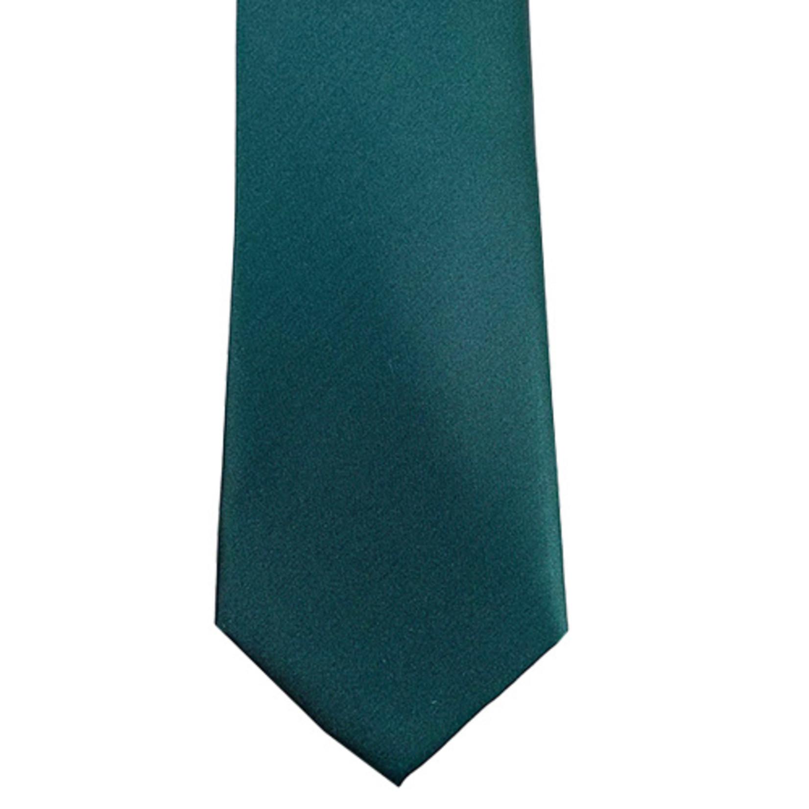 Knotz M100-45 Solid Dark Emerald Tie