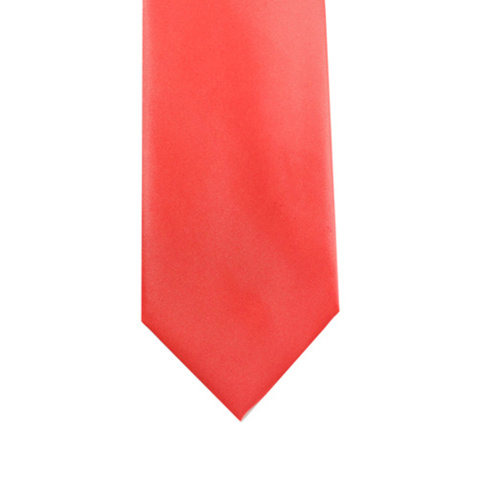 Knotz M100-44 Solid Coral Tie