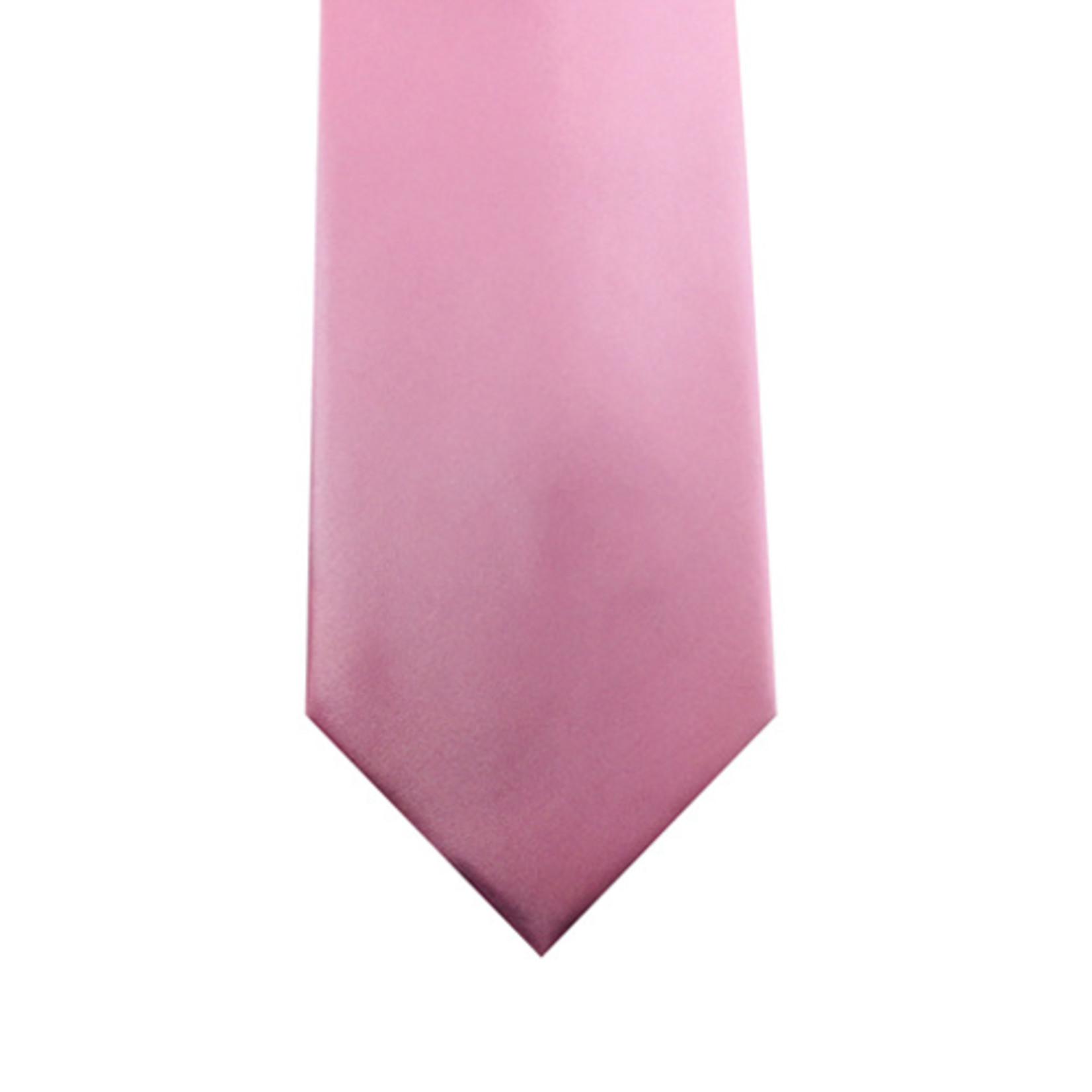 Knotz M100-42 Solid Light Pink Tie
