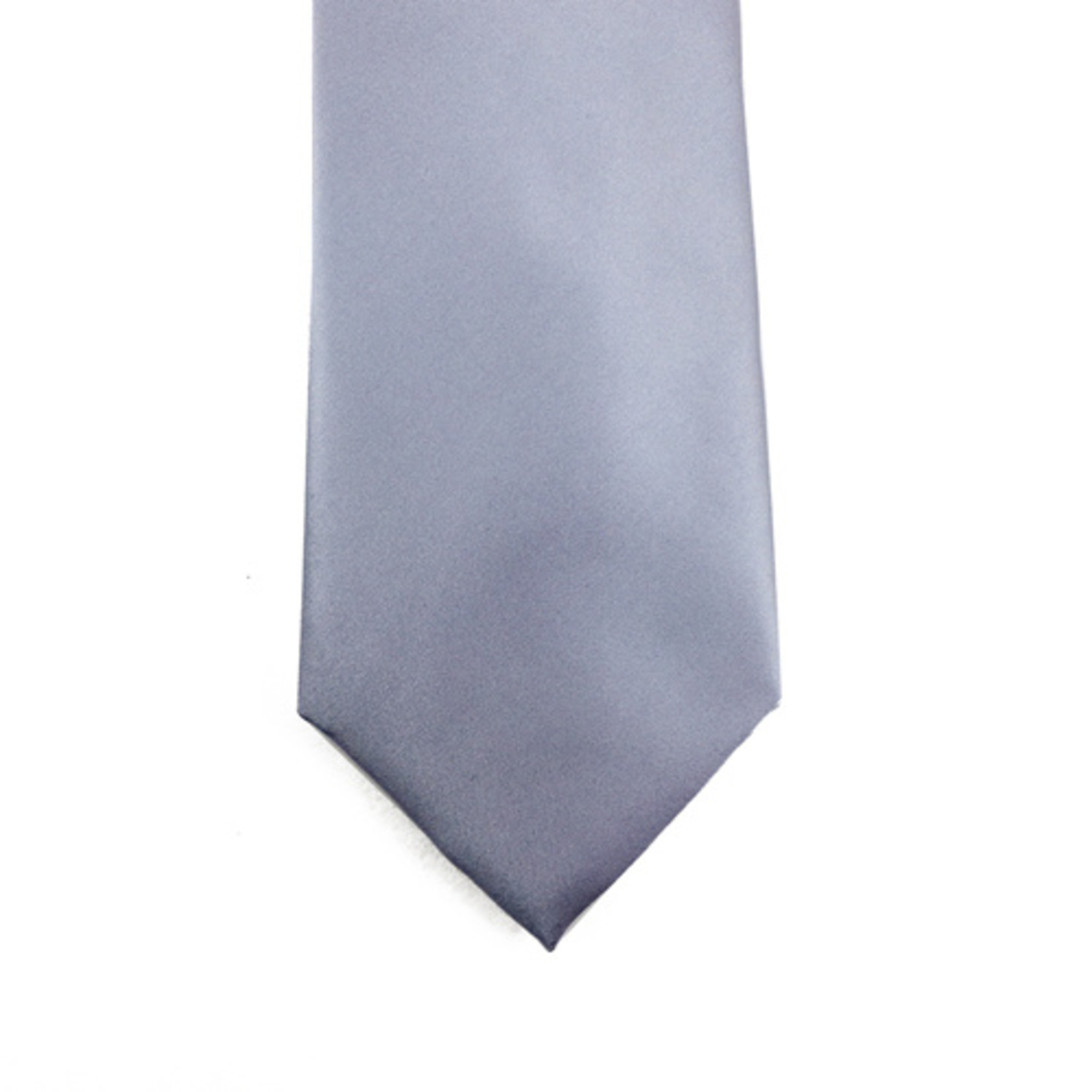 Knotz M100-17 Solid Silver Tie