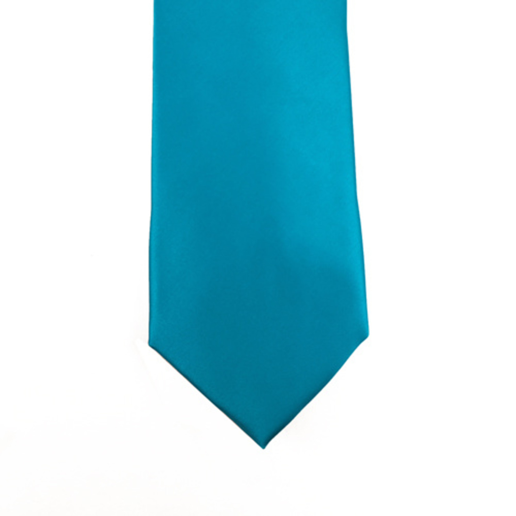 Knotz M100-20 Solid Turquoise Tie