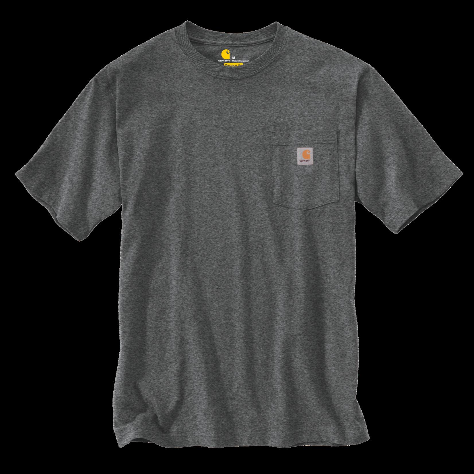 Carhartt Carhartt K87 Heavyweight Pocket T-Shirt